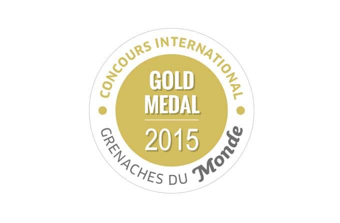 Gold Medal Grenache