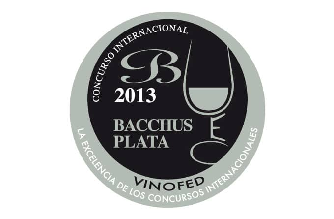 Silver Bacchus For The Magenc 2012