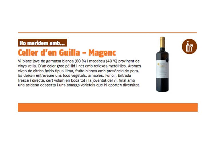 Celler Guilla Revista Milfulls